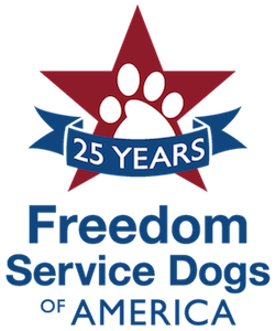 Freedom Service Dogs of America